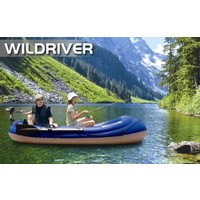 Aqua Marina Wild River Leisure Fishing Boat