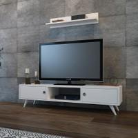 Hepsiburada Home Aspen Tv Ünitesi - Beyaz