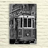 Fotocron Taksim Tren -2 Tablo 24X34 Cm
