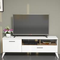Hepsiburada Home Sinba Tv Ünitesi Ceviz Beyaz
