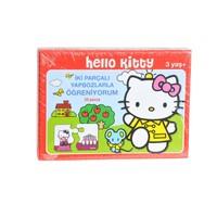 Engin Oyuncak Hello Kitty Eğitici Puzzle