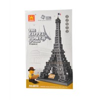 Engin Oyuncak The Eiffel Tower Of Paris Lego 8015