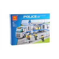 Engin Oyuncak Polis Lego 52013