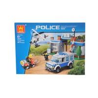 Engin Oyuncak Polis İstasyonu Lego 52016