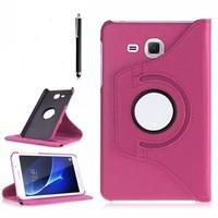 Kılıfshop Samsung Galaxy Tab A T280 360 Standlı Kılıf Dokunmatik Kalem Hediye