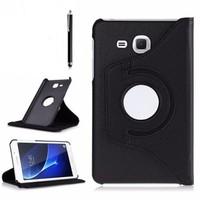 Kılıfshop Samsung Galaxy Tab A T285 360 Standlı Kılıf Dokunmatik Kalem Hediye