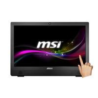 "MSI 24T 6M-010XEU Intel Core i3 6100 4GB 500GB Freedos 23.6"" FHD All In One Bilgisayar"