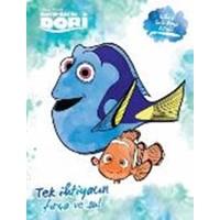 Disney Kayıp Balık Dori Sihirli Sulu Boya Kitabı