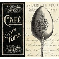 Fotocron Cafe De Paris Tablo