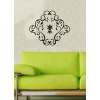 Floral Desen Duvar Sticker
