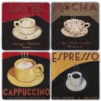 Oscar Stone Cafee Cup Bardak Altlığı