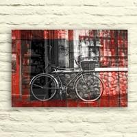 Fotocron Bisiklet Tablo 24X34 Cm