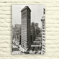 Fotocron Şehir Manzara -3 Tablo 24X34 Cm