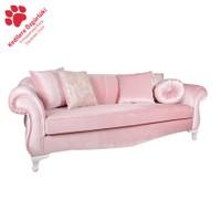3A Mobilya Pink Prestige Sofa Kanepe