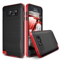 Verus Samsung Galaxy Note 5 Kılıf High Pro Shield Series Crimson Red
