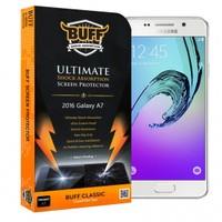 Buff Samsung Galaxy A7 2016 Darbe Emici Ekran Koruyucu Film