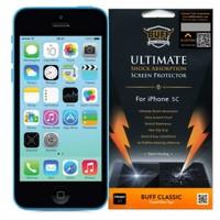Buff Apple iPhone 5C Darbe Emici Ekran Koruyucu Film