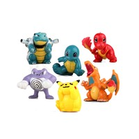 6 lı Pokemon Set