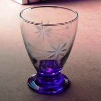 Başak 41011 Çın Çın 12 Adet (Mavi Taç) Su-Meşrubat Bardaği