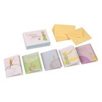 Küçük Prens Davet ve Kutlama Kartları (10 kart - 10 zarf) 5 Tasarım