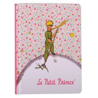 Küçük Prens 12x16 cm - Sert Kapaklı 120 yaprak 4 Farklı Kapak Rengi-Tasarım