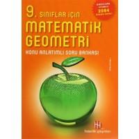 9. Sınıflar İçin Matematik Geometri Konu Anlatımlı Soru Bankası