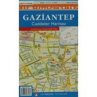 Kentmap Gaziantep Caddeler Haritası