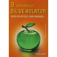 9. Sınıflar İçin Dil ve Anlatım Konu Anlatımlı Soru Bankası