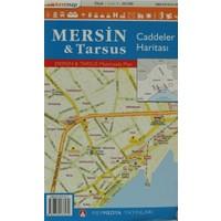 Kentmap Mersin - Tarsus Caddeler Haritası