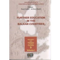 Further Education in the Balkan Countries Volume 1