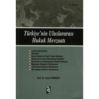 Türkiye'nin Uluslararası Hukuk Mevzuatı