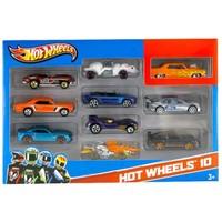 Hot Wheels 10'lu Araba Seti