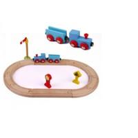 Blueway Tren Yolu - Anaokulu ve Çocuklarınız İçin Eğlenceli Oyun