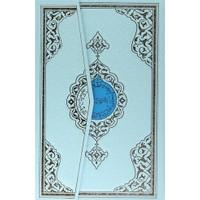 Özel Benim Kur'anım ( Cami Boy - Mavi Kapak- Kod: 152 )