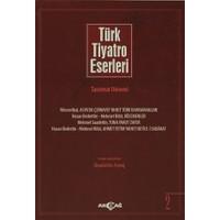 Türk Tiyatro Eserleri 2 Tanzimat Dönemi