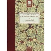 İstanbul Kadı Sicilleri - Rumeli Sadareti Mahkemesi 21 Numaralı Sicil (H.1002-1003 / M. 1594-1595)