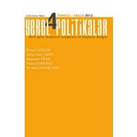 Yerel Politikalar Sayı: 4