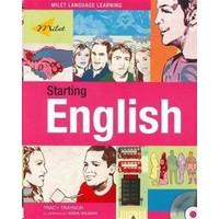 Starting English (Kitap + CD)