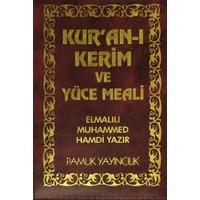 Kur'an-ı Kerim ve Yüce Meali (Elmalılı-005)