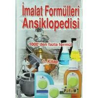 İmalat Formülleri Ansiklopedisi 1. Kitap - M. Şekercioğlu