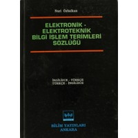 Elektronik - Elektroteknik Bilgi İşlem Terimleri Sözlüğü
