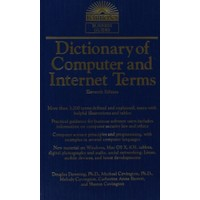 Dictionary of Computer and İnternet Terms