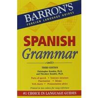 Barron's Spanish Grammar