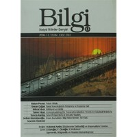 Bilgi Sosyal Bilimler Dergisi Sayı:13