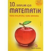 10. Sınıflar İçin Matematik Konu Anlatımlı Soru Bankası