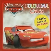 Disney Pıxar Cars - Colourful Cars