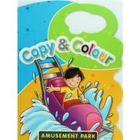 Copy and Colour : Amusement Park