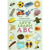 My First Preschool Series: Let's Learn ABC