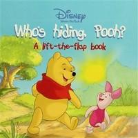 Disney Winnie the Pooh : Who's Hiding Pooh?
