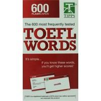 TOEFL Words 600 Flashcards